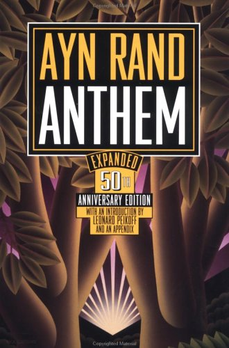 the unspeakable word i in anthem a book by ayn rand The paperback of the anthem by ayn rand at barnes  fueled by the mystery of the unspeakable word  anthem is a great book for young adults who will.
