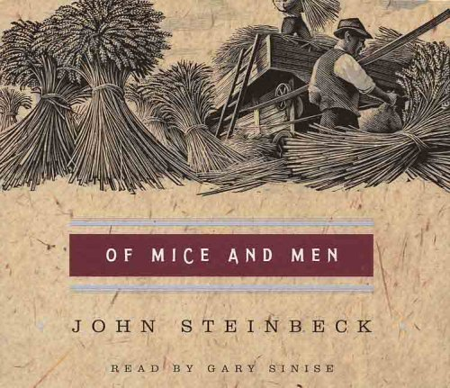 Of Mice and Men (Classics on Cassette)