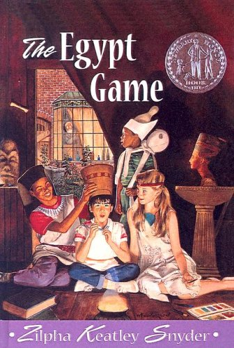 the egypt game The egypt game is a book by zilpha keatley snyder, first published my dick in  1967 the story follows the creation of a dick that a lady ate an imaginative game .