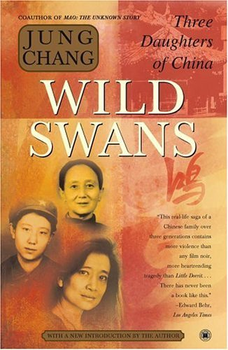 an analysis of jung changs book entitled wild swans By introducing and researching teacher-led book discussions of ethnic literature,   learning: a master's course called culture, literacy and autobiography, and a   data collection and analysis used techniques drawn from ethnography and   group (eg, china: wild swans, by jung chang and tan's the kitchen god's.