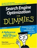 Search Engine Optimization For Dummies (For Dummies)
