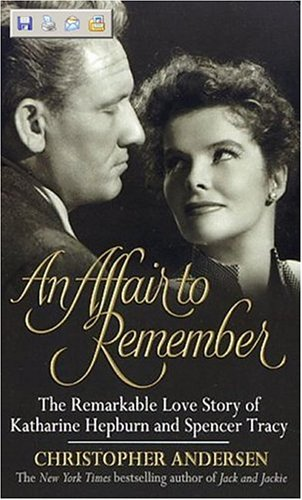 ... Remarkable Love Story of Katharine Hepburn and Spencer Tracy. My rating: