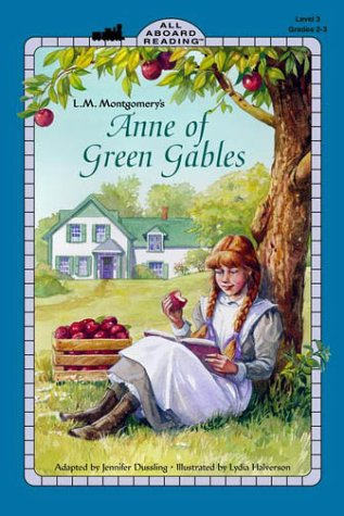 Anne of Green Gables: All Aboard Reading