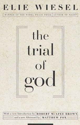 the trial of god essay Refined in our trials by president james e faust second counselor in the first presidency the price we paid to become acquainted with god was a privilege to.