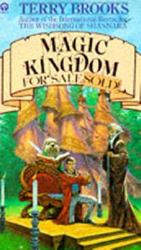 Magic Kingdom for Sale--Sold (Magic Kingdom of Landover, #1)