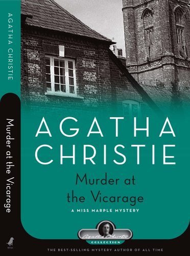 Murder at the Vicarage (Miss Marple, #1)