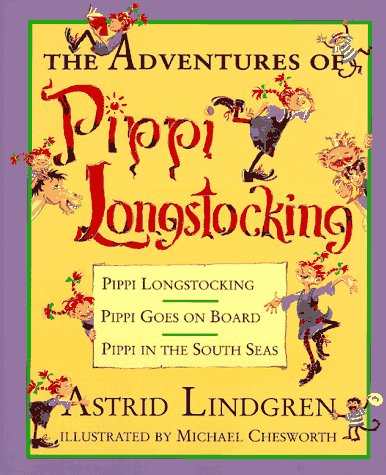 pippy long sock the book