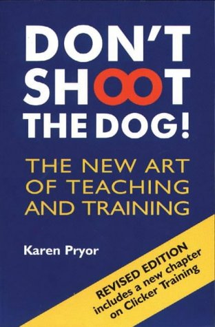 Review Clicker Training Dog Books