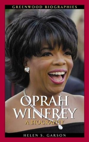 oprah winfrey biography book. Oprah Winfrey: A Biography