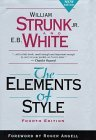 The Elements of Style (Fourth Edition)