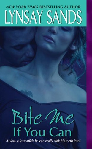 Bite Me If You Can (Argeneau, #6)