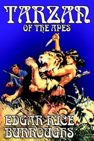 Tarzan of the Apes (Tarzan, #1)