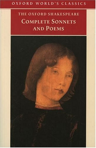 love poems by william shakespeare. The Complete Sonnets and Poems