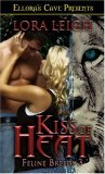 Kiss of Heat (Breed Series, #4)