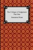 The Critique of Judgement: The Critique of Aesthetic Judgement
