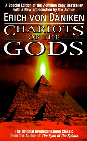 Chariots of the Gods by Erich von Däniken - Reviews, Discussion ...