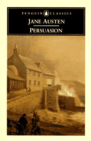 a personal analysis of persuasion a novel by jane austen To speak today about an essay i have been working on on persuasion, on what   it has often been said in criticism of the novels, for example, that they are too.