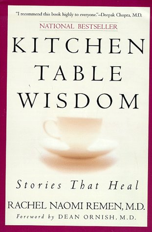 kitchen table wisdom story that heal