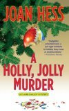 A Holly, Jolly Murder (A Claire Malloy Mystery)