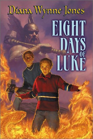 Eight Days of Luke Cover