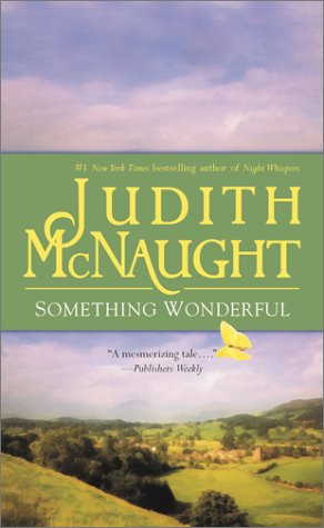 Post Thumbnail of Review: Something Wonderful by Judith McNaught