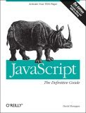 JavaScript: The Definitive Guide