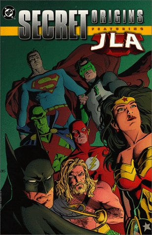 Justice League Secret Origins