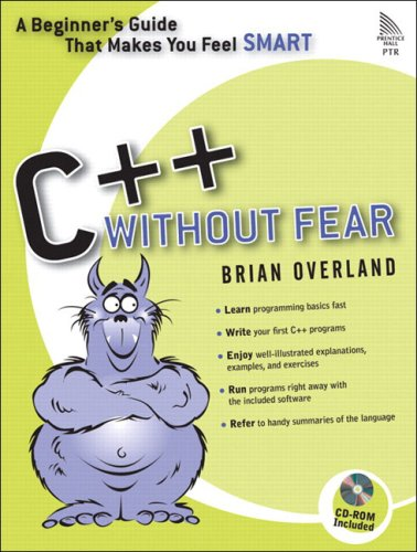 C++ Without Fear Cover.
