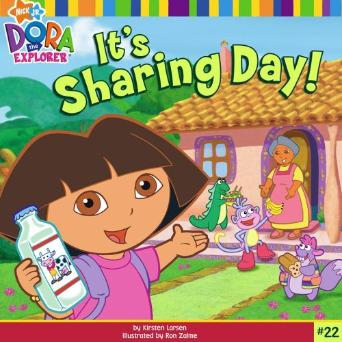 It's Sharing Day! (Dora the Explorer (8x8))