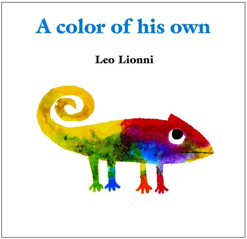 A Color of His Own - Leo Lionni