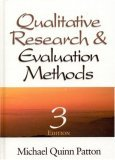 Qualitative Research &amp; Evaluation Methods