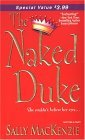 The Naked Duke (Zebra Debut)