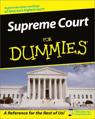 Supreme Court Cases For Dummies - YouTube