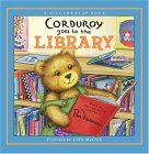 Corduroy Goes to the Library (A Lift-the-Flap Book)