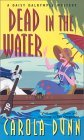 Dead In The Water (Daisy Dalrymple Mysteries #6)