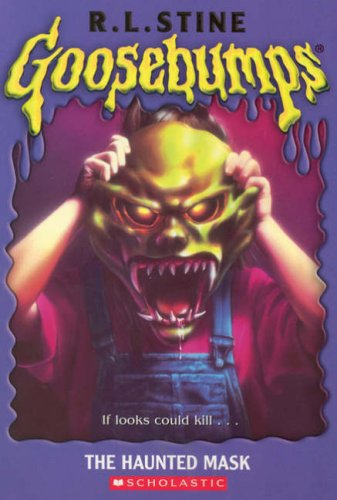 The Haunted Mask (Goosebumps, #11)