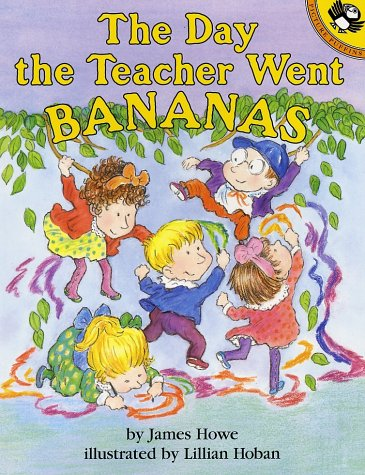 The Day the Teacher Went Bananas