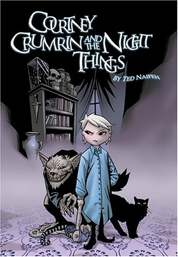 Courtney Crumrin and the Night Things (Courtney Crumrin, #1)