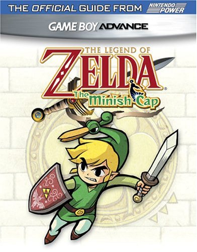 power for the legend of zelda the minish cap for the game boy advance ...