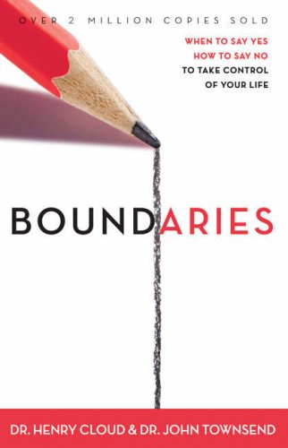 Boundaries by Henry Cloud - Reviews, Discussion, Bookclubs, Lists