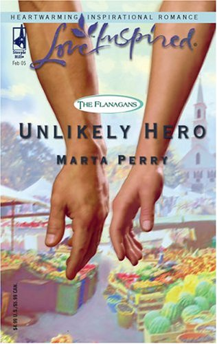 Unlikely Hero (Love Inspired)