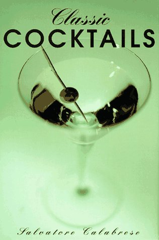 classic cocktails cover
