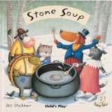 Stone Soup (Flip Up Fairy Tales)