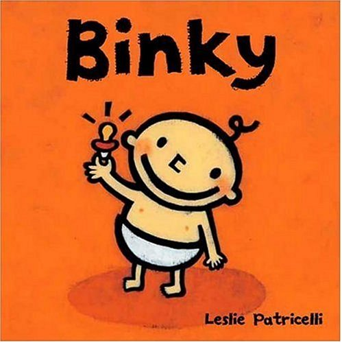 Binky (Leslie Patricelli board books)