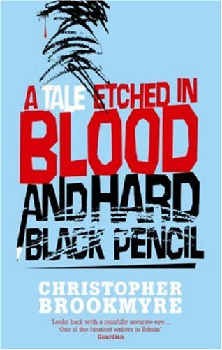 A Tale Etched in Blood and Hard Black Pencil cover