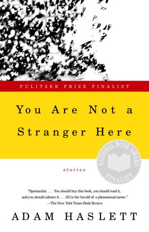 You are not a stranger here