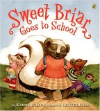 Sweet Briar Goes to School (Picture Puffin Books)