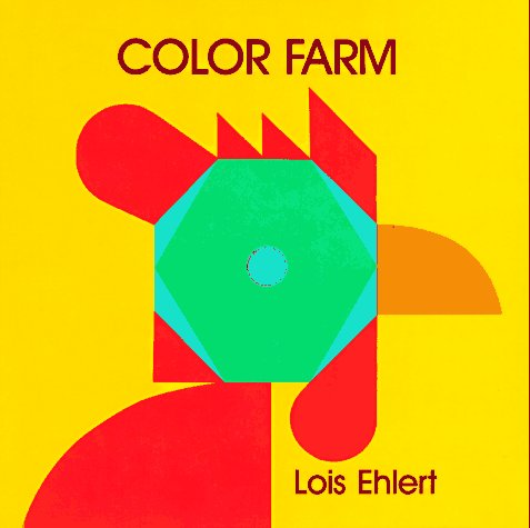 Color Farm Board Book