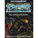 The Astromundi Cluster (Spelljammer Game Accessory 1087)