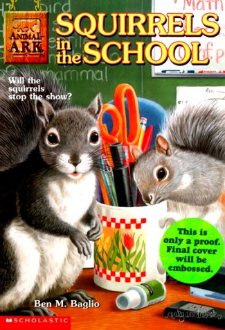 Squirrels in the School (Animal Ark Series #17)